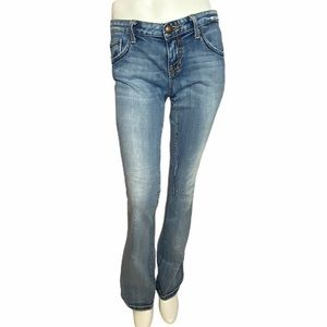 Rerock for Express Bootcut Jeans- 4R